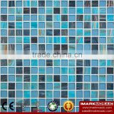 IMARK Design Gold Star Glass Mosaic Tile Mix Quartz Glass Mosaic Tile Kitchen Tile Bathroom Tile Wall Art Mosaic Tile Cheap Tile