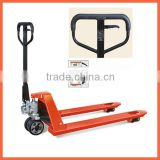 Brand New Hydraulic Pump AC Manual Pallet Truck 2500kg Hand Operated Forklift