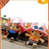 Cartoon character soft Chopper toys , plush toy Chopper