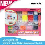 SL802 world best selling product artkal fuse toys perler beads for children christmas gifts