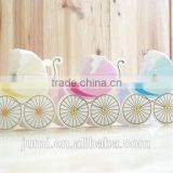 Baby Carriage Stroller Birthday Boy Girl Baby Shower Favor Candy Box