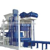 Specialized manufacturing fly ash curb stone automatic hollow brick making machine