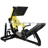 factory price leg press plate loaded hammer strength gym fitness equipment