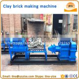 Clay brick and tile making machine brick machine fire clay brick making machine price in india