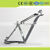 grey color fat mountain bike frame 16.5inch and 18inch optional with high quality bicycle bag free provide hot sale in asian