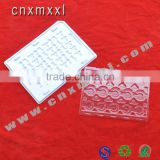 Electric plastic tray