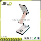 Ningbo JELO High Power SMD 30 LED Flexible Table Work Light Reading Lamp With Folding Hook Magnet