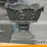Cast Iron Wholesale Urns Iron Planter for Garden