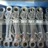 shedding level needle loom spare part/ textile machinery parts