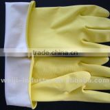 high temperature thick rubber gloves/ house/kitchen /cleaning room protect your hand FDA/CE/ISOBest service!!
