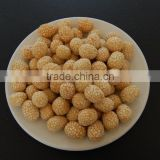 roasted sesame coated peanuts