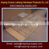 "Humane 48*18*18"" Collapsible Bird Trap Cage Hot & Cold Galvanized Material New Year Price"