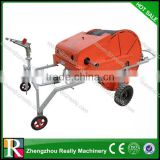 China supply farm water pump hose reel irrigation machine