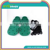 Lawn aerating shoes/Lawn aerator sandals/Garden aerator shoes