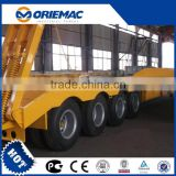 low bed trailer dimensions 60 TON 20M
