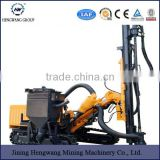 Portable Crawler Bore Hole DTH Drilling Rig For Sale