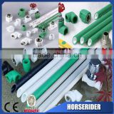 hdpe ldpe irrigation pipe extruder machinery/pe ppr water supply tube manufacturing price
