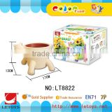 factory DIY Painting Flower pot Toys