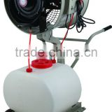 zhejiang taizhou water spray centrifugal cooler misting fan