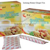 Super quality Instant honey Ginger Tea supplier from China.