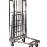 Medium Duty Folding Transport Roll Container / Roll Trolley