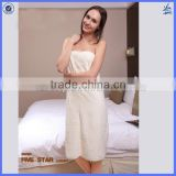 5 star hotel body bath towel/hotel folding towel