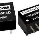 1W Isolated Single Output DC/DC Converters TPE