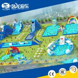 inflatable sea water park, inflatable aqua park,inflatable floating aqua park