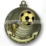 High Quality Zinc Alloy Metal Antique Baseball Sport Award Medals medallions