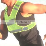 Light Weight Reflective Running mesh Vest -RV06 Reflective exercise vest running vest jogging vest