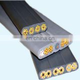 flexible copper rubber flat h05rnh2-f cable with CE CCC ISO
