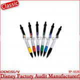 Disney factory audit manufacturer's ballpoint pen brands 142135