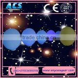 ACS Top Quality CE Cetificate Light Changing Color Outdoor Waterproof christmas led light balls