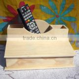 2016 new wood Remote control storage box for sale