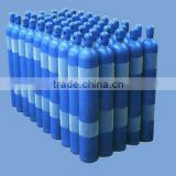 50L Medical Seamless Oxygen Cylinder For Hospital Gas Manifold System
