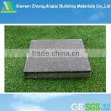 High-tech good quality slip-proof green floor materials water permeable lava stone block