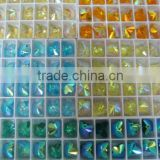 GLASS BEADS, 14MM CRYSTAL GLASS BEADS FOR SEW ON CLOTHING OR NOTION ITEMS DECORATION, NECKLACES/BRACELET