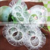 2015 China factory wholesale disposable Pe Plastic Ear Cover For Spa / Shower / Hair Salon                                                                         Quality Choice