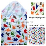 2016 Baby Diaper Manufacturers Bag Changing Pad for boys and girls