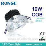 Ronse chinese mainland factory led ceiling light alluminum housing recessed type(RS-2040(A))