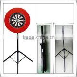 popup portable darts stand