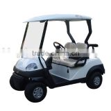 Aluminum chassis 2 seats electric golf cart