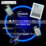 Hot sale! iPhone,iPod and iPad control helicopter/iOS helicopter