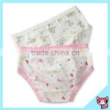 Princess Girl Underwear Soft 100% Cotton Baby Brief Underwear