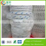 Professional manufacturer 3M original Non woven Cloth Fabric Tape with white release paper