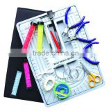 15 PC Jewelry plier sets bead design kits