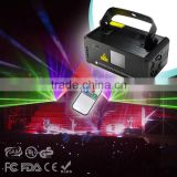 400mW New Remote DMX Light RGB Laser Stage Lighting DJ Party Show Light Projector Chrismas Laser Light