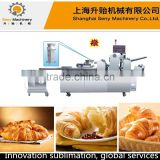 high quality automatic croissant bread making machine