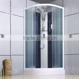 Aluminium Frame Tempered Glass Acrylic Tray Simple Multi-Function Lowes Freestanding Shower Enclosure X27067