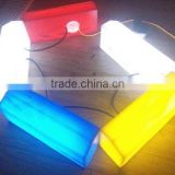 colorful LED light curbs for road side curbstone, LED lights curbs